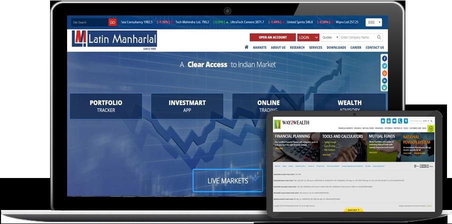 ce5baea0d Financial Web Solutions | Digital Marketing Services | Dion Global
